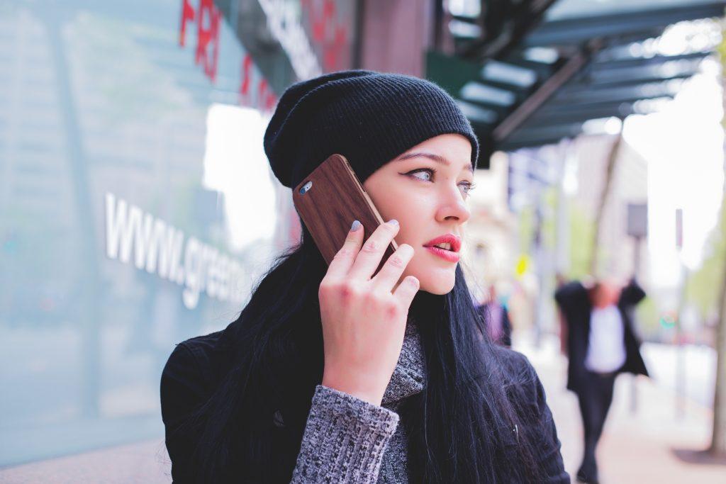 Who calls Me?